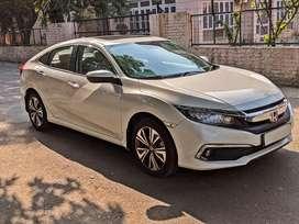 Honda Civic ZX CVT i-vtec, 2019, Petrol
