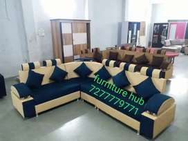 New L shape sofa in wholesale prices