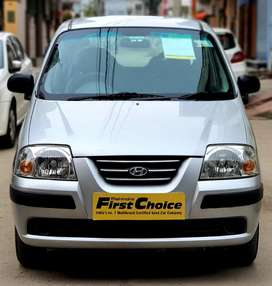 Hyundai Santro, 2009, Petrol