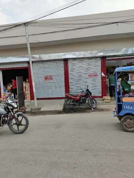 Shop on rent on road connecting indiranagar to Gomti nagar