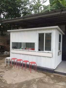 Booth Container untuk Bisnis dan usaha.