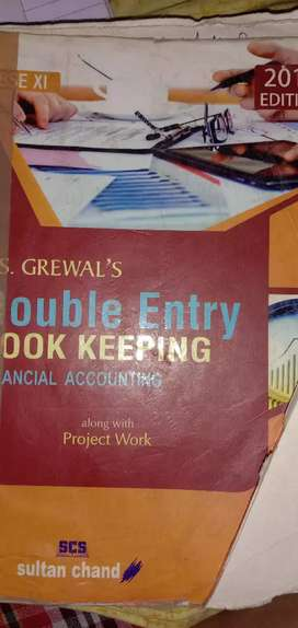 Double accounting