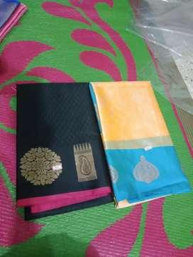 Sarees(Bhuvika sarees)