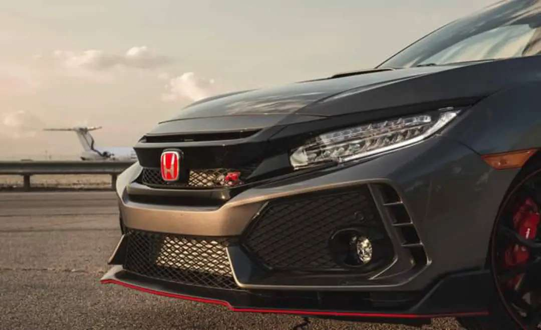 Civic 17-18 complete body kit type R