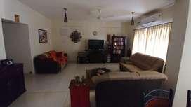 3bhk furnished apartment at caranzalem