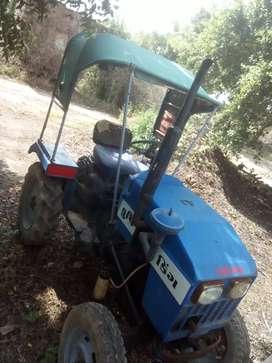 Assemble mini tractor 10hp