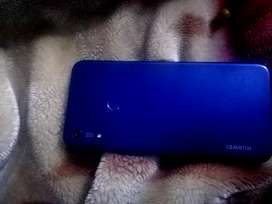 huawei y6s 4gb ram 64gb rom colour blue screen demage only