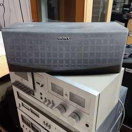 Speaker Center merk SONY  MODEL SS-CT210