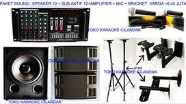 paket sound system untuk kantor