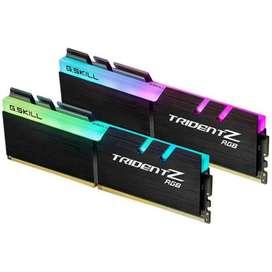 Trident Z RGB 8x2 3200mhz