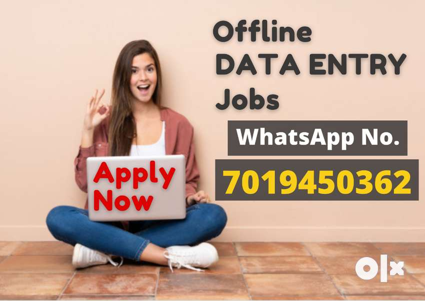 Genuine data entry jobs for students, freshers!! 0