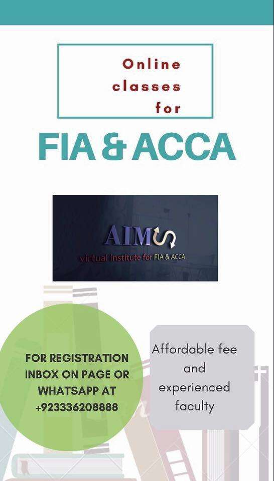 ACCA online Classes 0