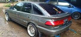 Dijual Toyota Corolla Twincam Liftback 92