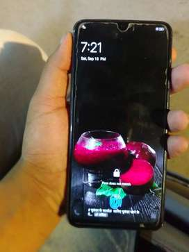 Vivo s1 pro 6/128 with in display finger print