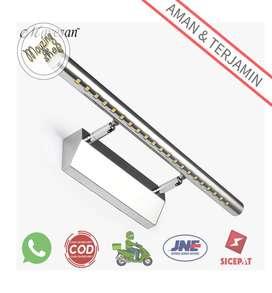 MAVESAN 020 Lampu Hias Dinding LED Aluminium 5W 40CM