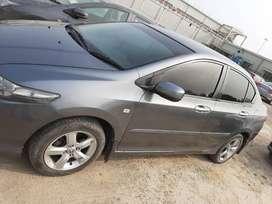 Honda City VMT Petrol (Top Model) 2009 (UP14 No.) Genuine condition