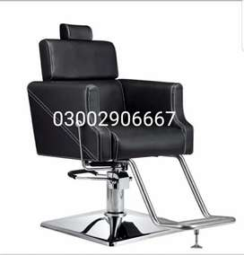 Barber and salon chair's