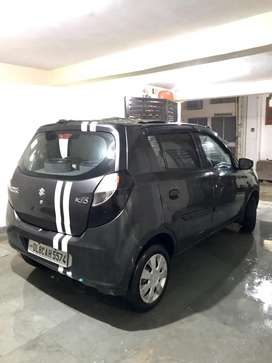 Alto k10 co. fitted cng