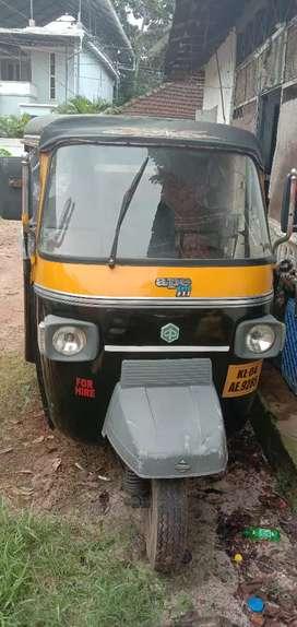 Ape auto rikshaw