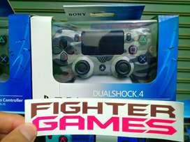 Stick ps4 Dualshock 4 Army Abu-abu READY GOJEK
