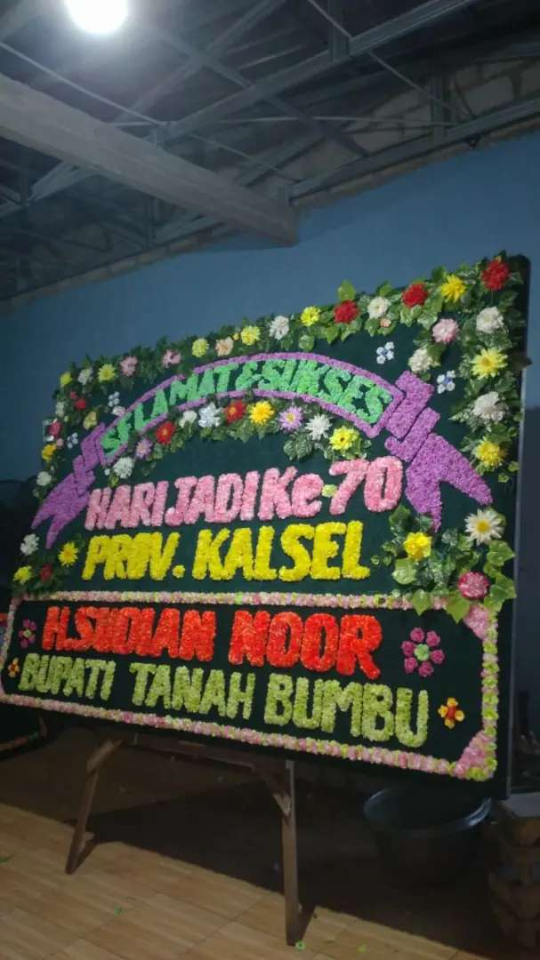 Karangan Bunga Banjarbaru