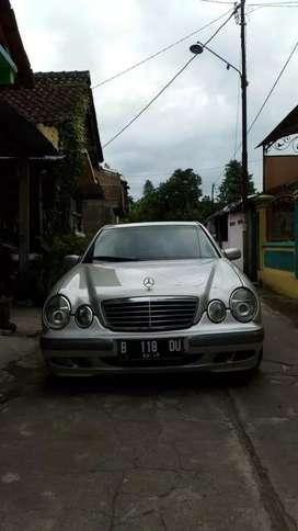 Mercedes Benz E240 W210 Last Edition 2002