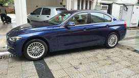 BMW 3 Series 320d Luxury Line, 2019, Diesel
