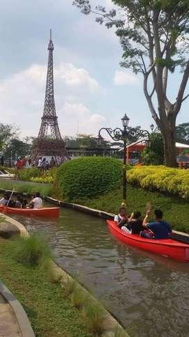 perahu kano,wahana air murah,jual perahu air gowes,bebek bebekan