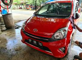 Di jual Toyota Agya G Manual 2015