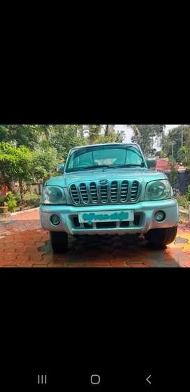 Mahindra Scorpio 2003 Diesel 165000 Km Driven