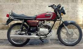 Yamaha RX 135 in mint condition