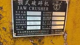 Jual Murah !!! JAW CRUSHER PRIMARY DAN SEKUNDER .