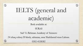 IELTS home tutor and IELTS classes available