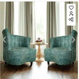 Wing chairs @ Manufacturer