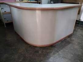 Shop Counter Table