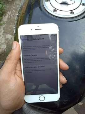 I phone 6 32gb.. battery health 100%
