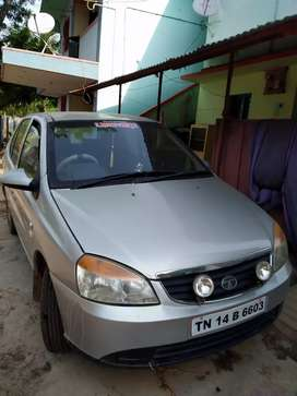 Tata Indica V2 2015 Diesel Well Maintained