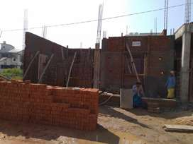 36 LACS 2BHK RAJKISHORE NAGAR NEW BUNGLOW UNDER CONSTRUCTION