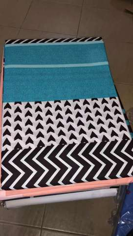 Bedsheets double size