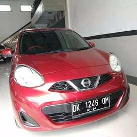Nissan March Manual 2018 Merah