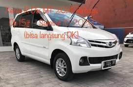 SALE dp12jt Xenia R Dlx MT Airbag 2013 TT Avanza/Ertiga 2012/2014