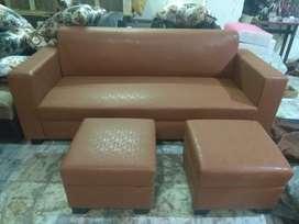 New sofa looking nice