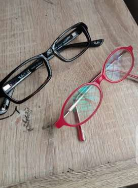 Dijual frame kaca mata anak 2 pcs