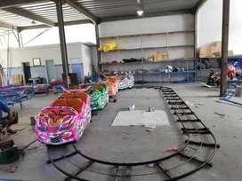 Paket Lengkap wahana Mini Coaster roller coaster pancingan elektrik