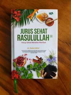 BUKU JURUS SEHAT RASULULLAH INDONESIA