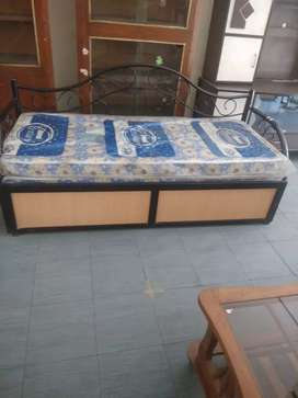 Sofa cum double bed
