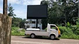 Rent LED Hydraulic Advertising Van