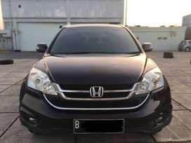 2011 Honda CRV 2.4 Tgn Pertama AT Matic Nopol Genap