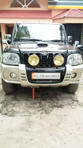 Mahindra Scorpio Getaway 2007 Diesel 80000 Km Driven