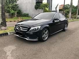 Mercedes Benz C200 AMG 2018 Very Good Condition